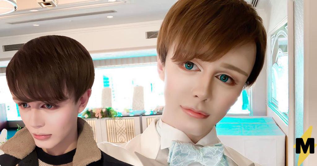 Фэшен кукла