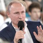 Владимир Путин планирует усыновить мальчика