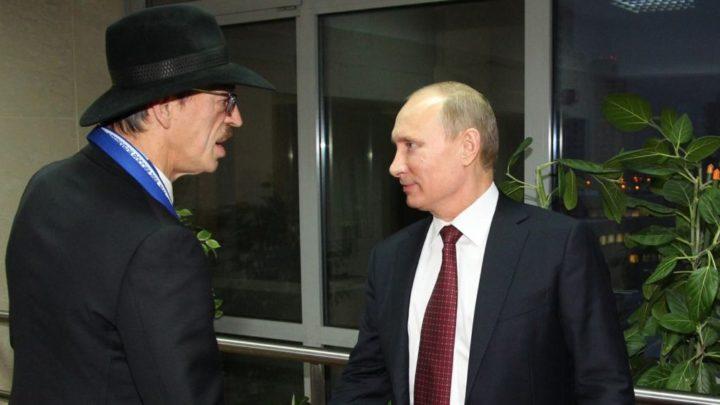 Михаил Боярский собирается идти в политику