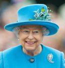 Мальчик растерялся при встрече с королевой